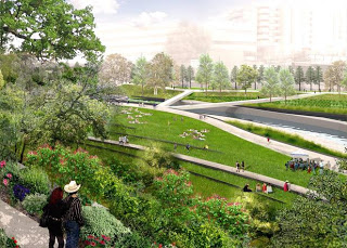 Waller Creek Design Finalists Revealed