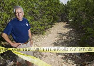 River Place Hiking Trail Closed to Public