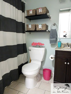 10 Easy Ways To Give Your Apartment Bathroom A Makeover