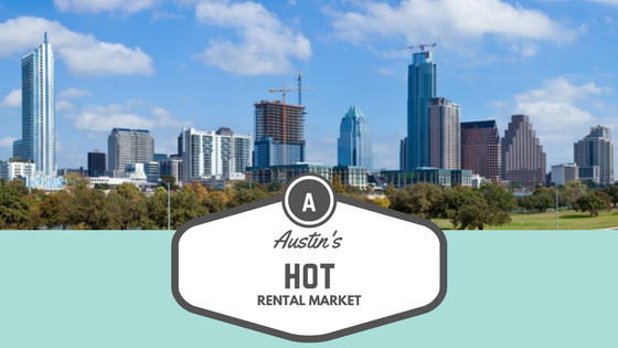 Austin's Hot Apartment Market