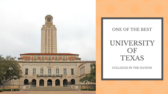 UT Austin Named One of the Best Colleges in the US