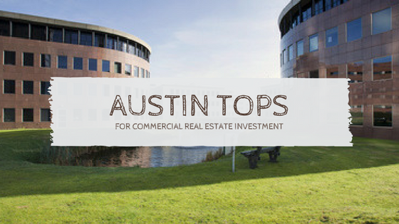 Austin Tops for Commercial Real Estate Investment
