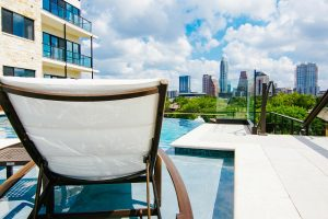 Apartment Rooftop Pool
