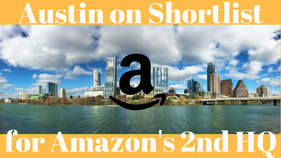 Austin on Shortlist to Get Amazon's 2nd Headquarters
