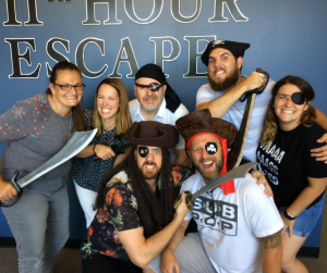 best things to do in austin 11th hour escape