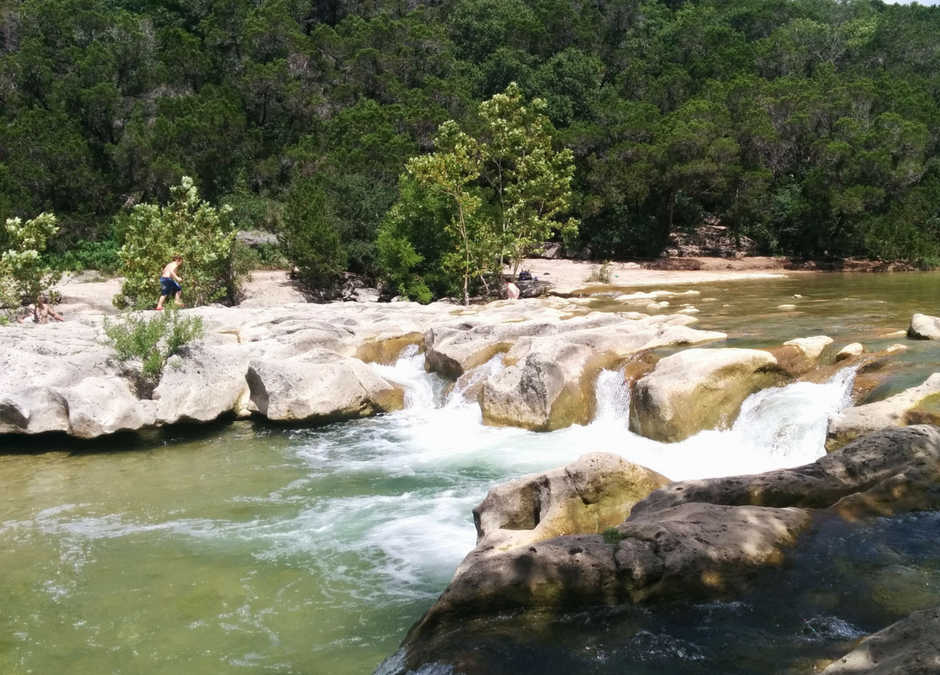 South Austin Swimming Holes