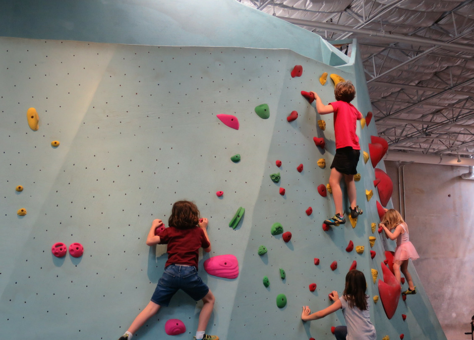 Rock Climbing in Austin: Get Your Exercise Out of the Heat