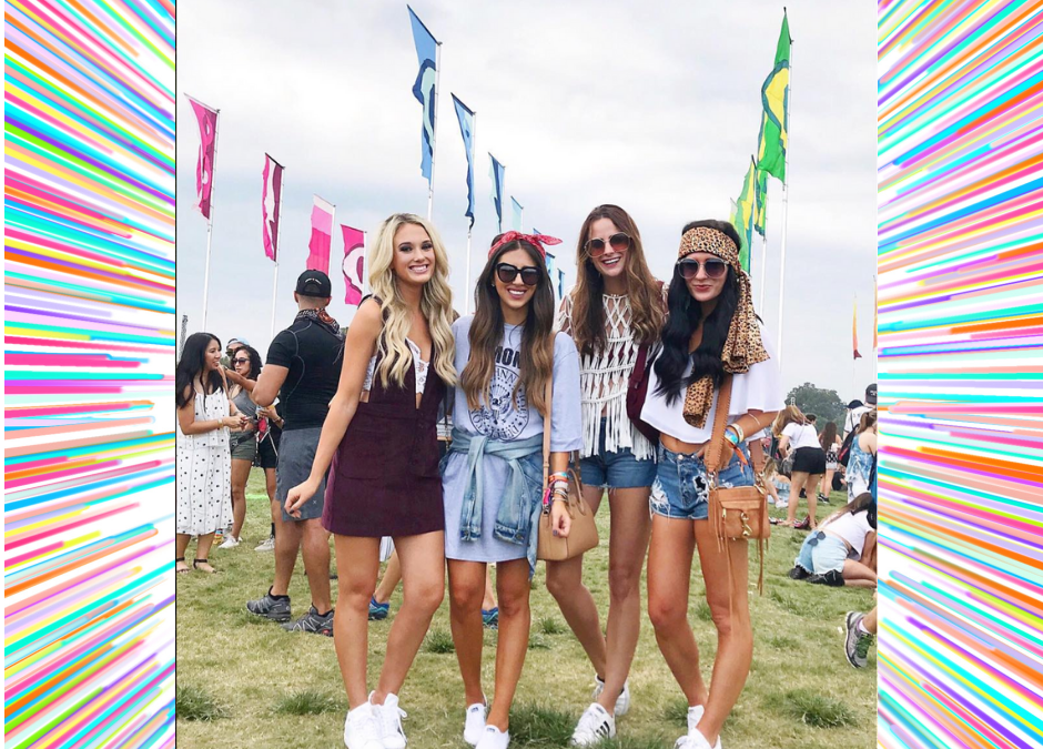 ACL Fashion: Look Good While Rocking Out