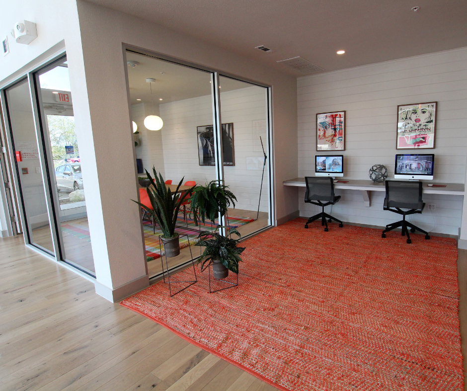coworking southpark meadows
