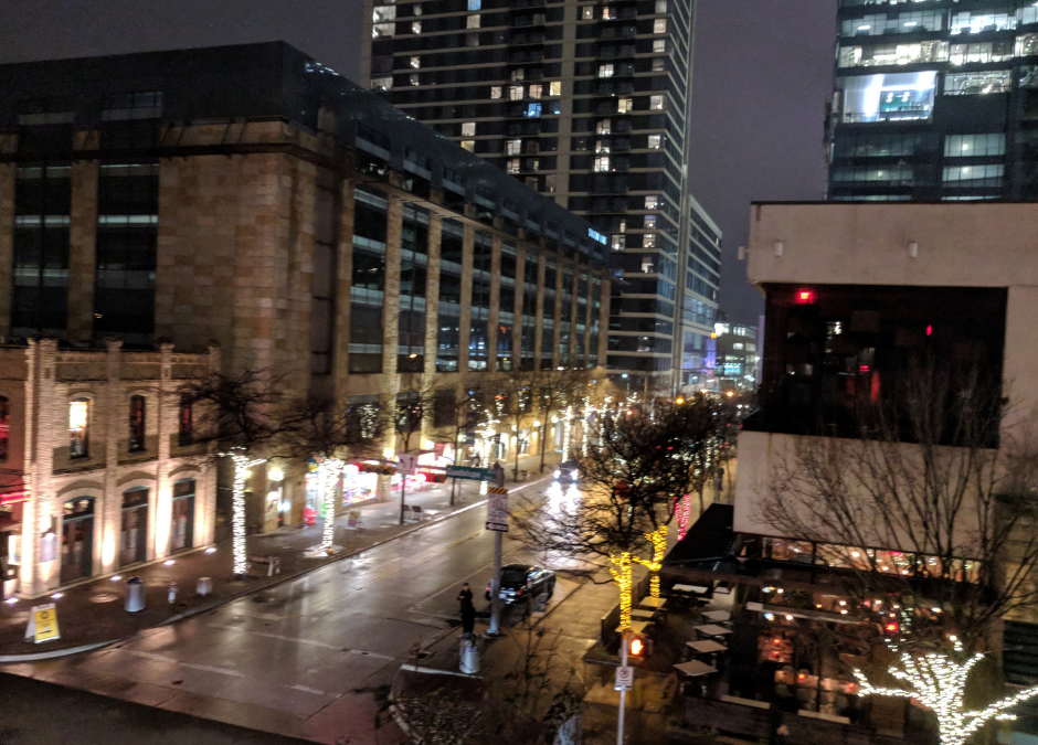 Second Street District: A Little Slice of NYC in Austin